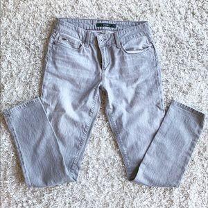 Joe's Jeans. Skinny Size 27 Gray.